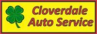 Cloverdale Auto Service logo